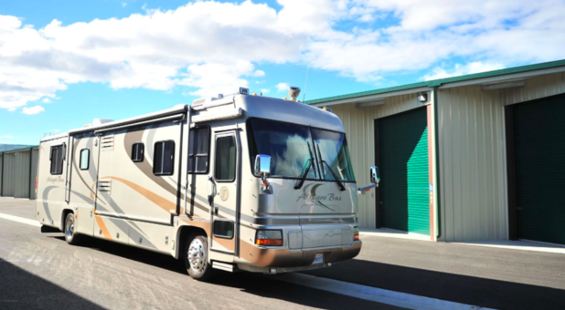 RV Storage at Monarch Mega Storage Arroyo Grande, CA 93420