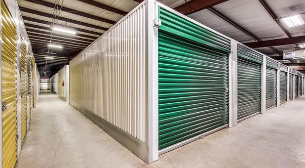 Climate Controlled Units; Truck; Office; Climate Controlled Storage ...