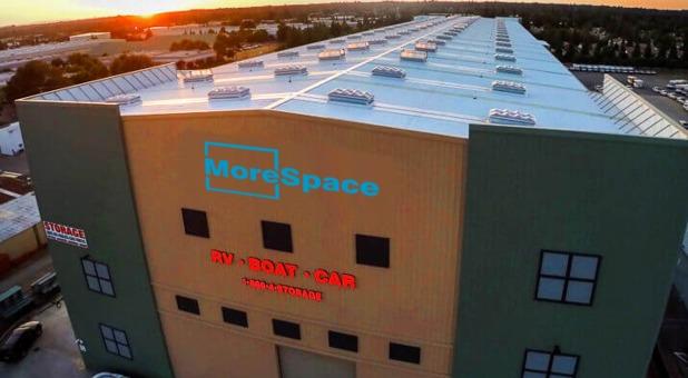 Boat Amp Rv Storage In Rancho Cordova Ca 95670 Morespace