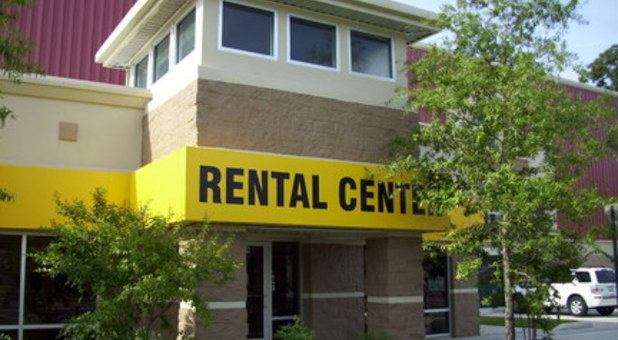 Rental Center in Facility - Noah's Ark Self Storage