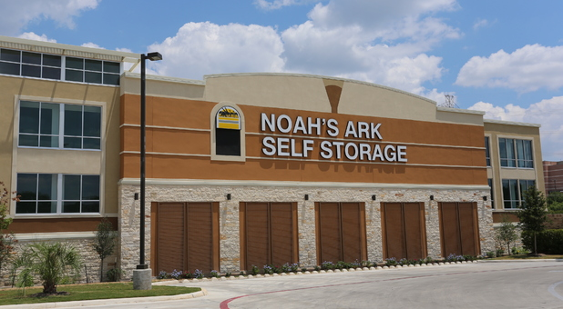 Self Storage Units in San Antonio - Noah's Ark Self Storage