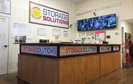 Storage Solutions in Columbia Office Open 7 Days a Week