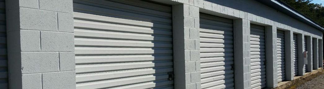 Storage Units Doors