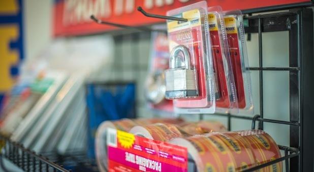 Storage Unit Locks Sold at Nova Storage