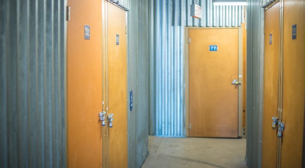 Indoor Storage Units in Mission Hills, CA