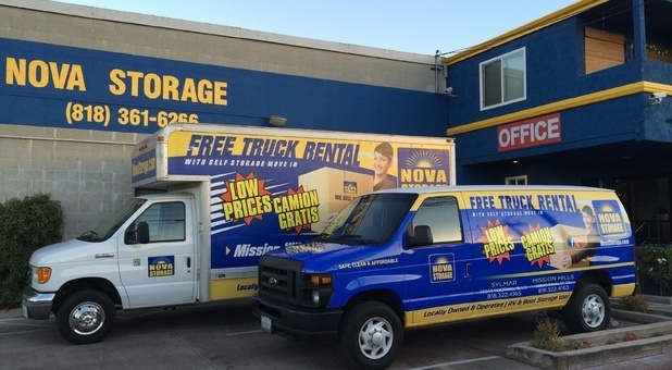 Free Truck Rental When Moving In