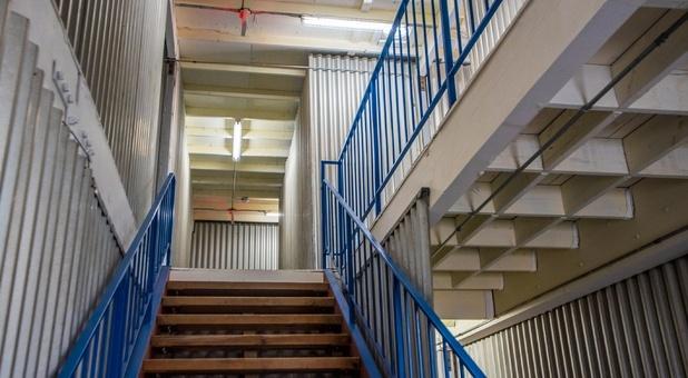 Upstairs Units at Nova Storage