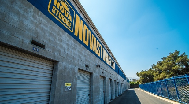 Outdoor Storage Units In Sylmar, CA
