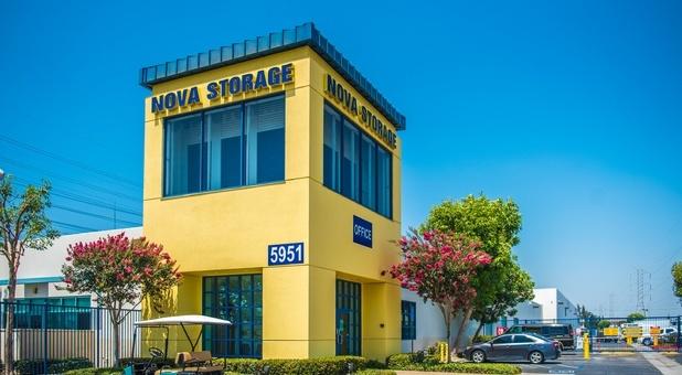 Nova storage exterior