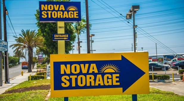Nova Self Storage- 5951 Firestone Boulevard, South Gate, CA, 90280,
