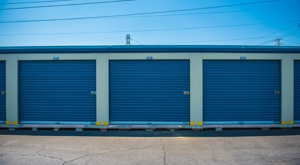 Nova Self Storage- Exterior- 5951 Firestone Boulevard, South Gate, CA, 90280,