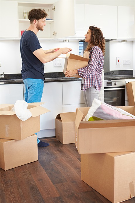 Moving? Let us help with that transition