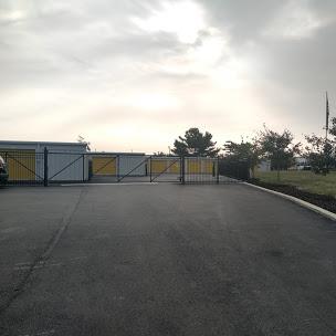 Exit Gate @ Brookville Road