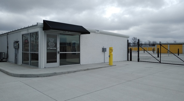 Kiosk Room & Gate