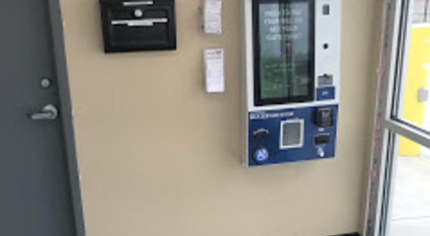 24 HR Rental & Payment Kiosk