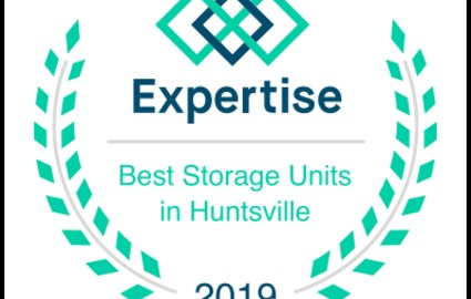Best Storage Units in Huntsville!