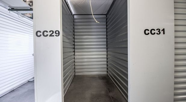 Interior Storage Units