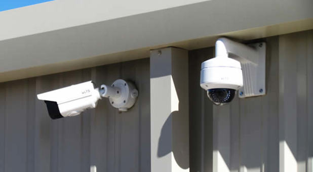 Full Facility Security and Surveillance