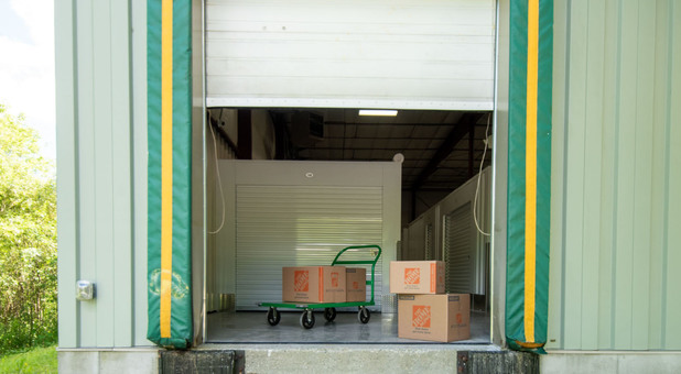 Loading Dock Access (Upon Request)