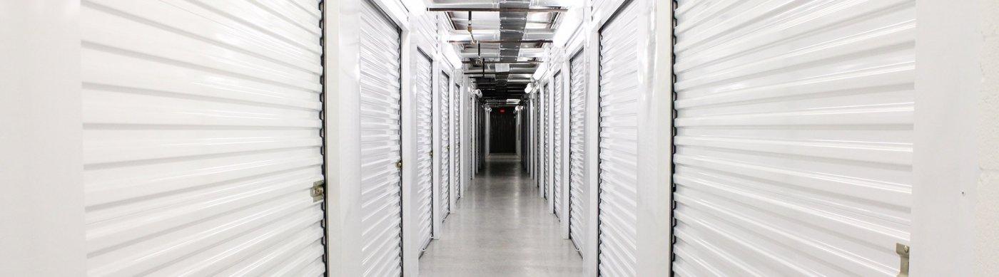 storage units interior