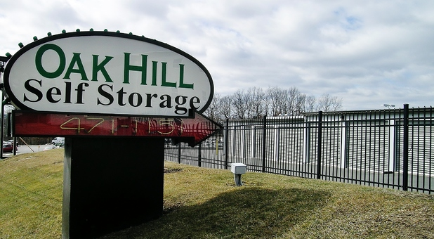 Oak Hill Self Storage in Moosic, PA