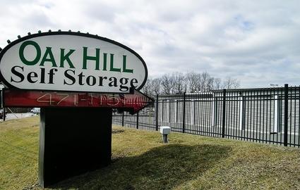 Oak Hill Self Storage in Moosic, PA
