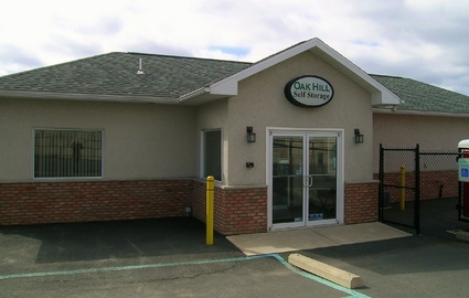 Self Storage Facility Front Office