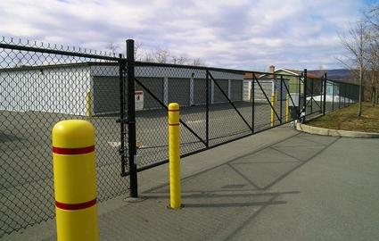 Secure Facility