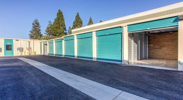 Secure self storage in San Jose, CA