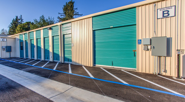 Affordable Drive-Up Storage Units at Little Orchard Self Storage