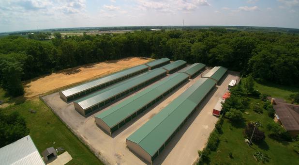 Self Storage Facility Near Springfield Il 62561 Old