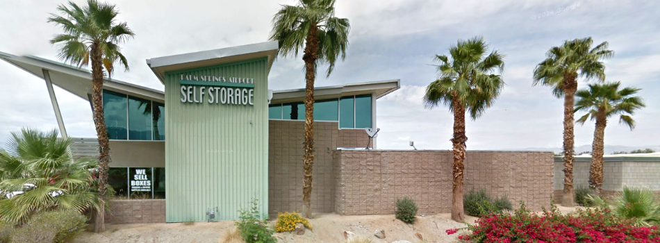 Palm Spring Airport Self Storage