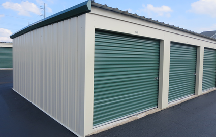 Outdoor Storage Units in Madison, WI