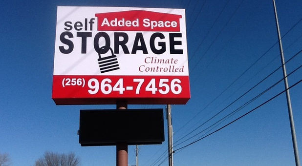 Added Space Self Storage
