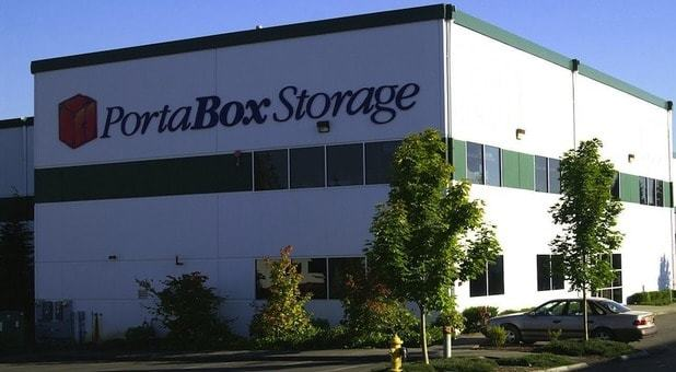 PortaBox Storage Facility
