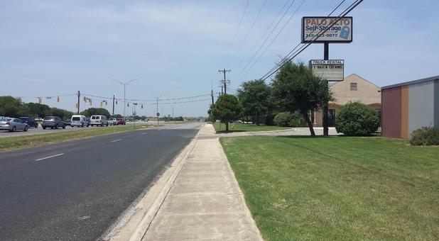 Great storage location in San Antonio, TX