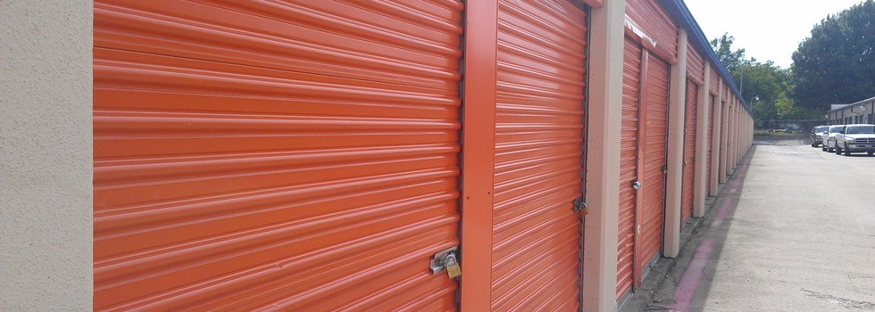 Storage Units In Austin, TX