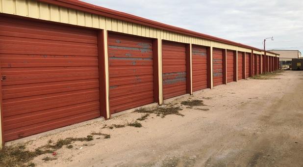 Odessa, TX self storage