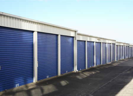 Storage units for all of your personal storage needs