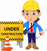Image result for cartoon figure under construction