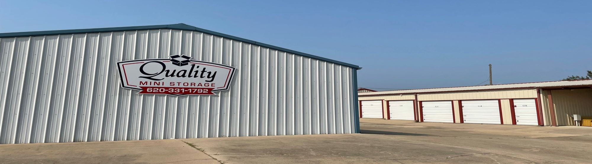 Storage Units in Independence