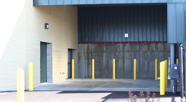 Ordinaire Loading Dock; Self Storage ...