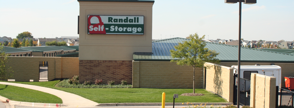 Self Storage in North Aurora, IL