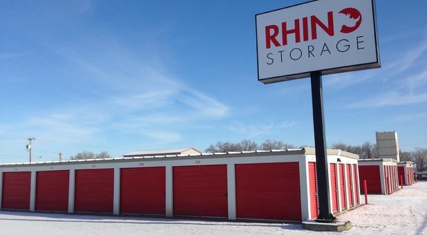 Dunmore, AB storage units