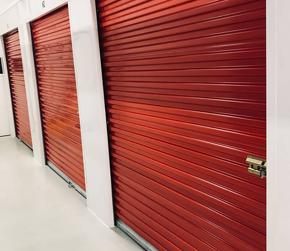 Climate Controlled Heated & Air Conditioned Storage