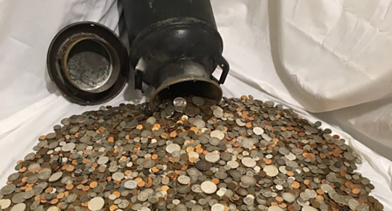 Climate Storage for coins, stamps, and comic collections