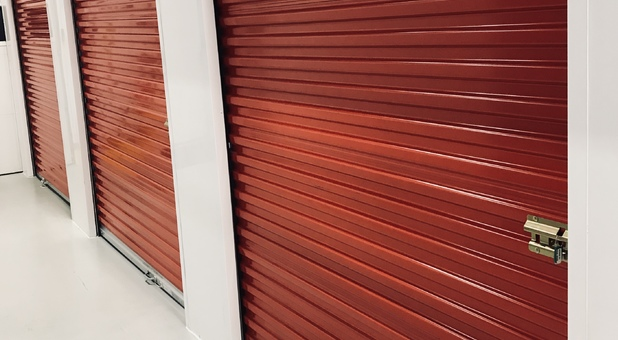 Indoor Air-Conditioned & Heated Storage
