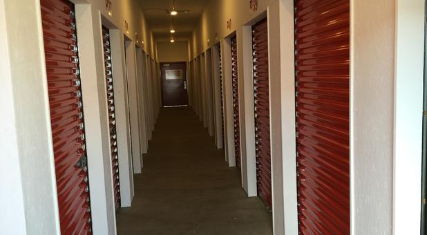 48 5x9' Personal Storage Units