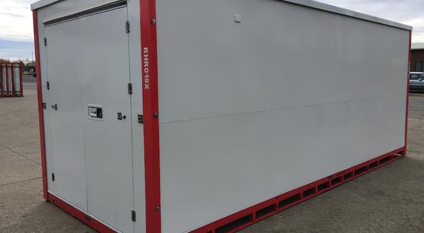 8' x 10' Onsite Storage Pods