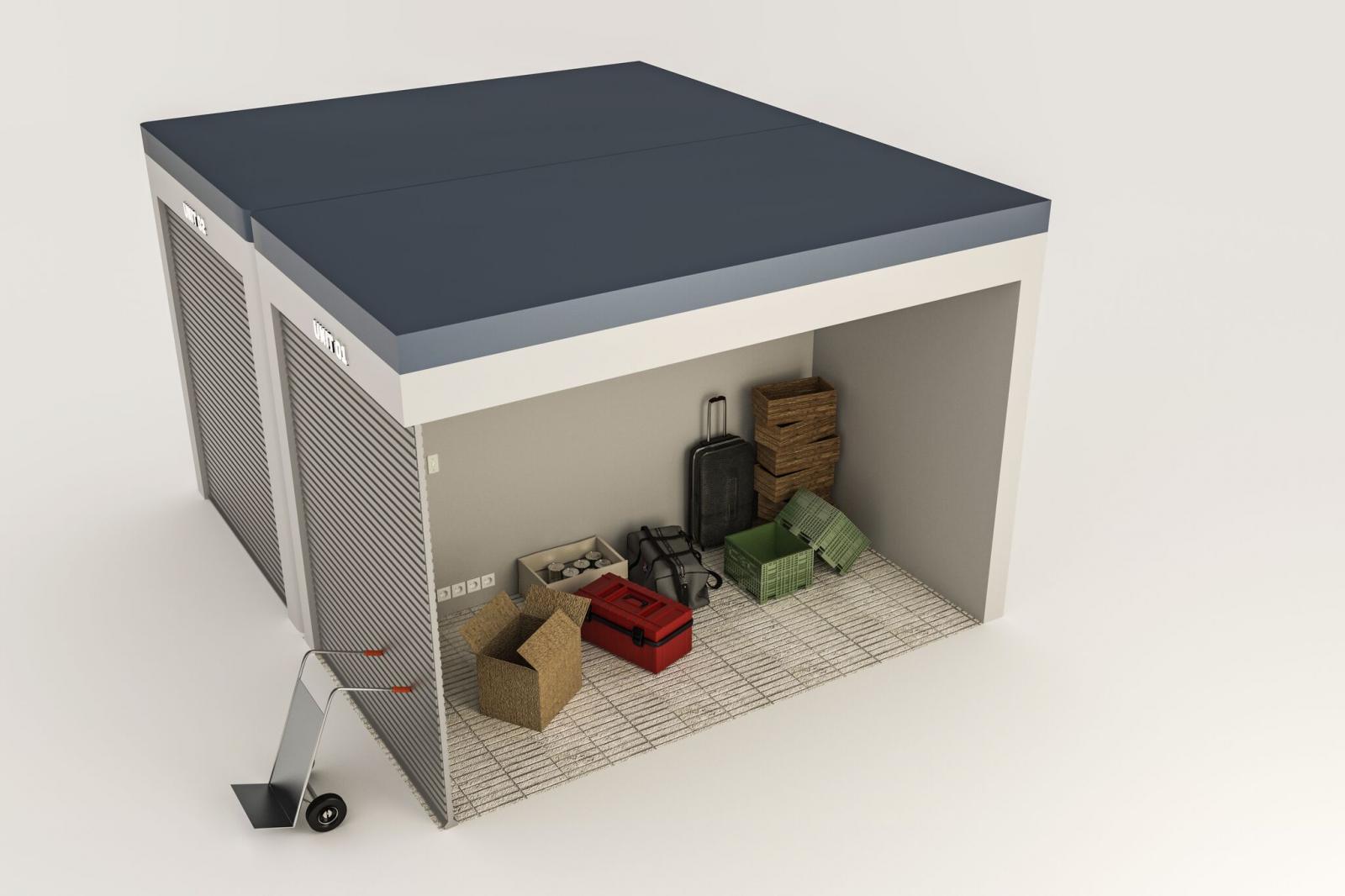 Residential Self Storage Selections in Winnipeg
